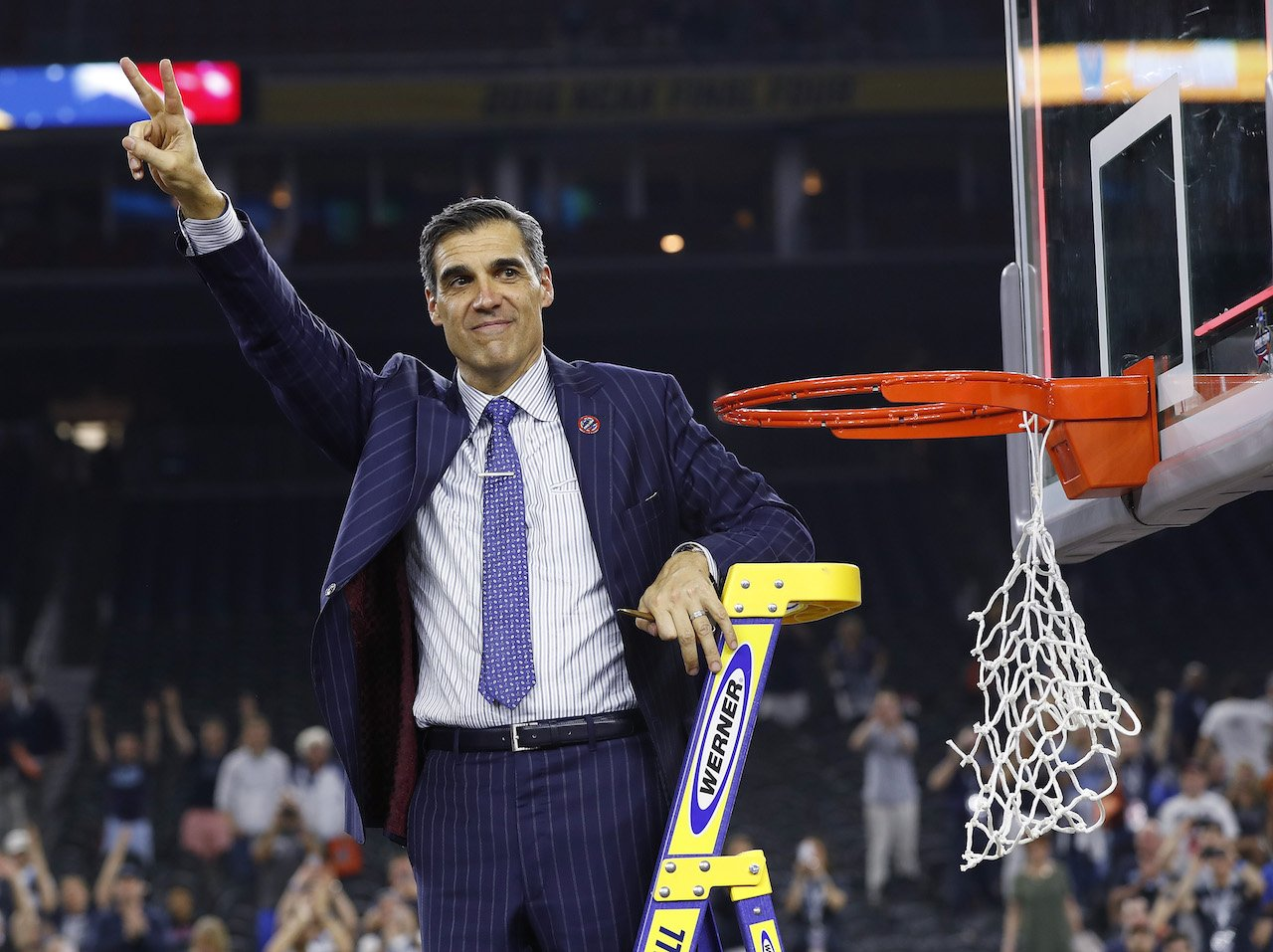 """Jay Wright embodies the term """"Act like you been there ..."""