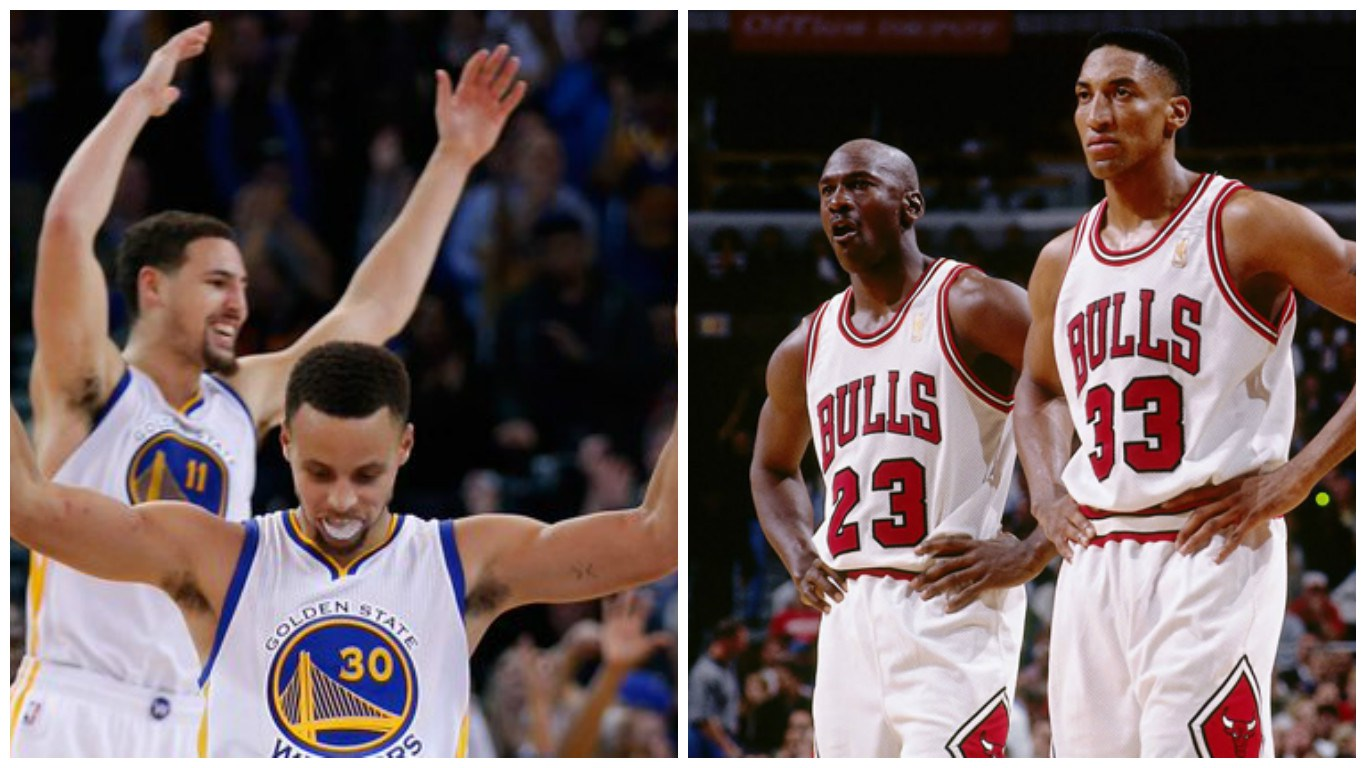 Klay Thompson s Dad says Scottie Pippen is dead wrong – Crossover