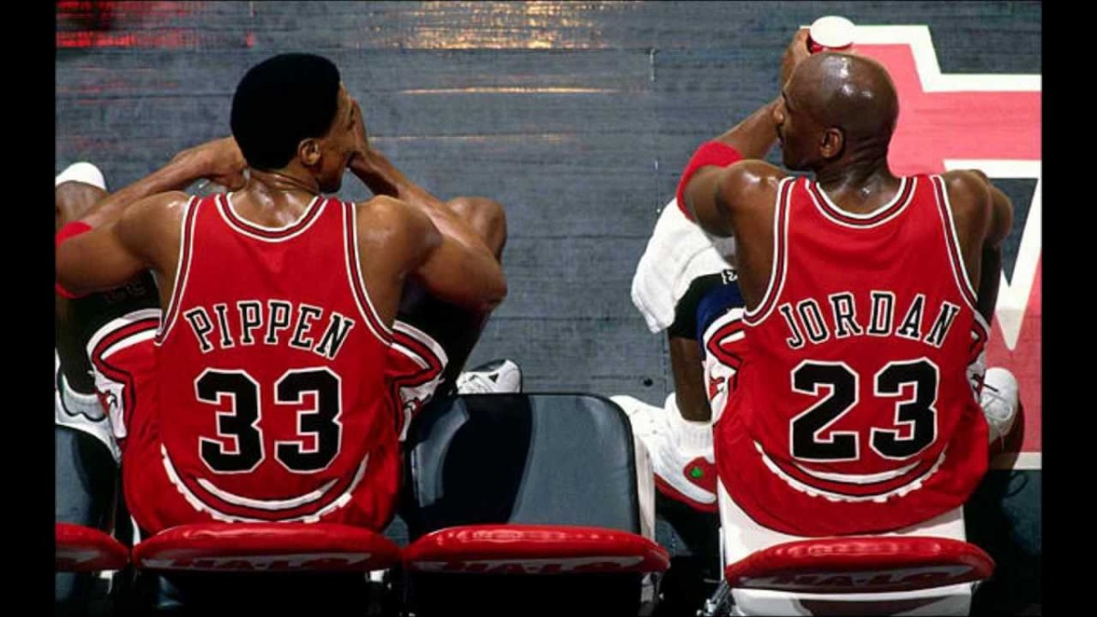 New Jordan-Pippen Story Proves MJ Had Gambling Addiction