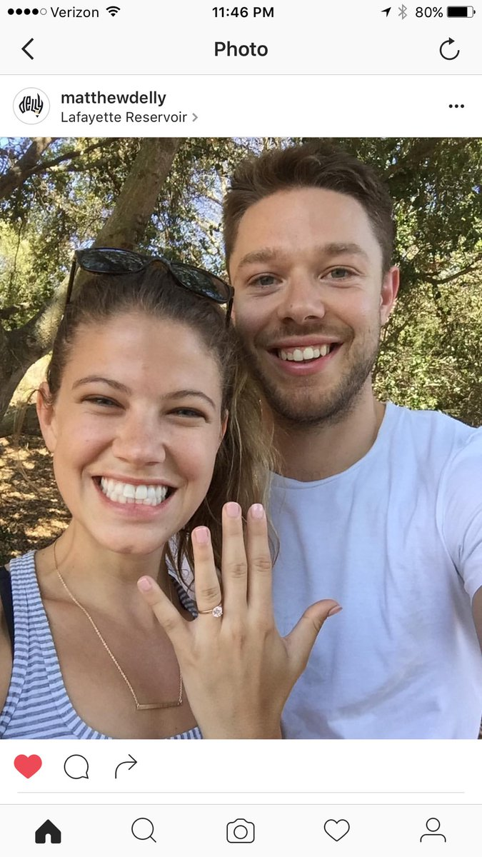 delly-engaged