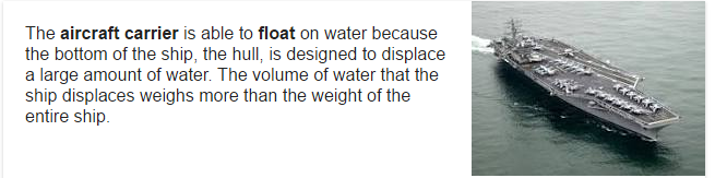 how do aircraft carriers float.png