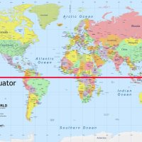 Things I Thought Would Be More Important: The Equator