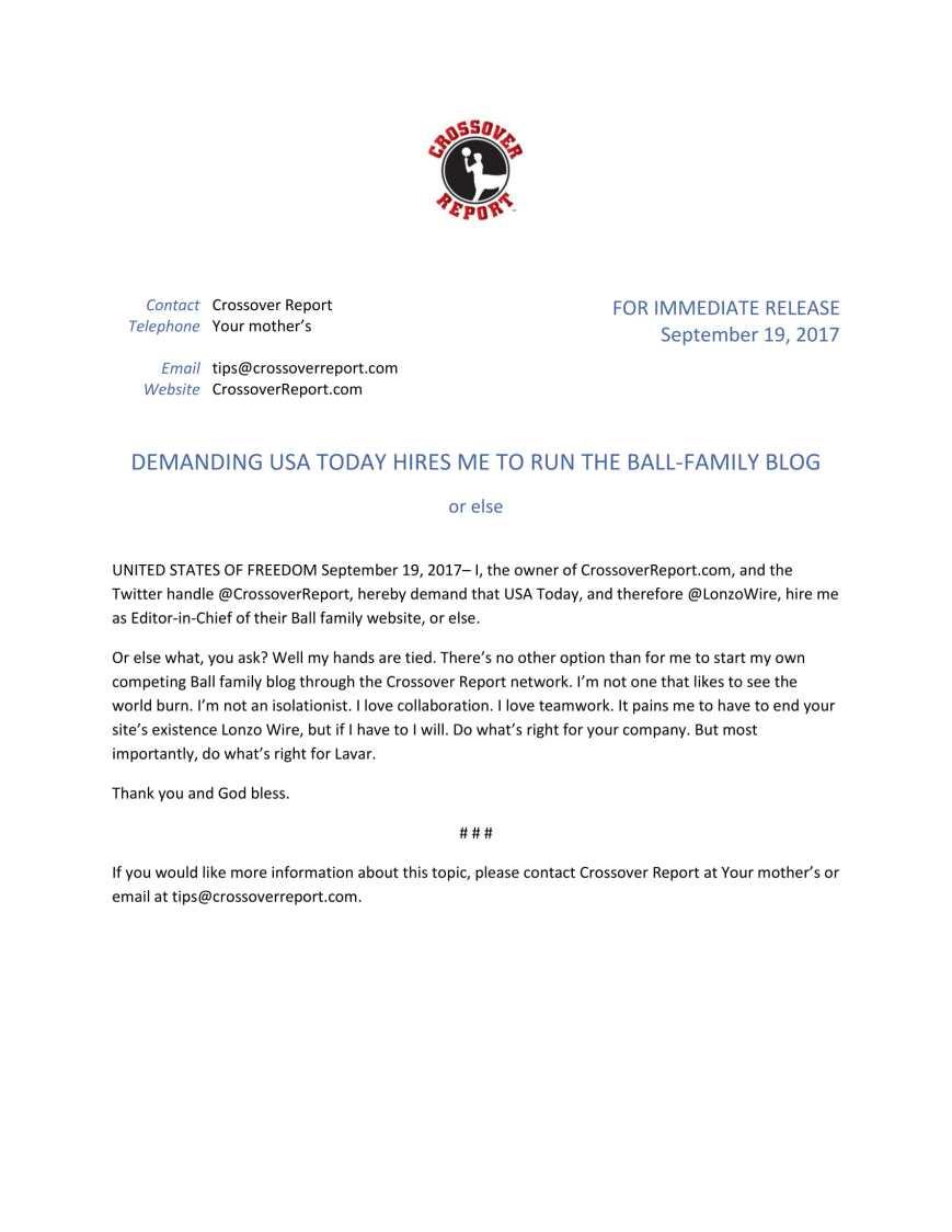 lavar ball press release-1